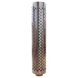 protection metal pour cheminée