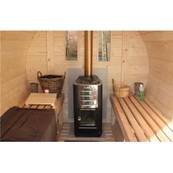 Sauna baril lg3m D1.9m