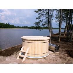 bain chaud en bois D1.9m